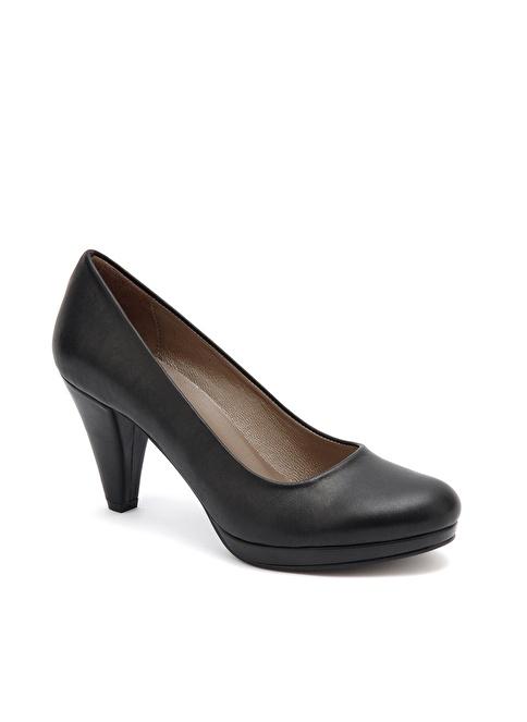 Beta Topuklu Ayakkabı Siyah